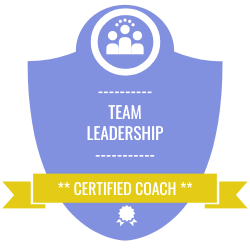 TEAM LEADING COACHING CERTIFICATE